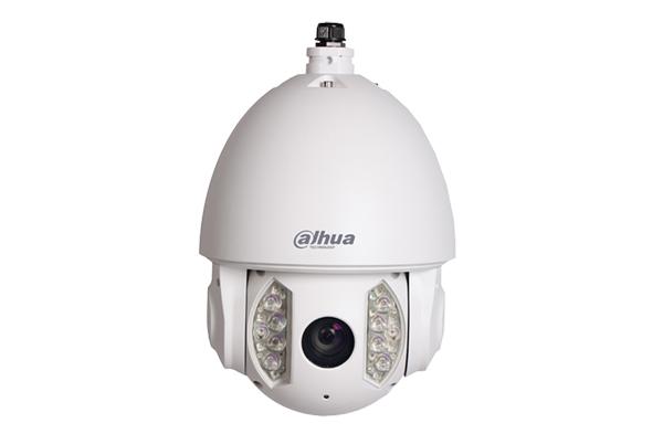 6寸高清(200万像素)红外网络高速智能跟踪球