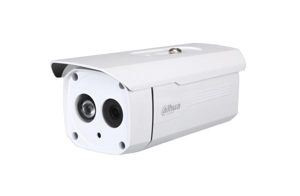 高清(130万像素)单灯红外防水枪型网络摄像机 DH-IPC-HFW4120(5)B(-AS)