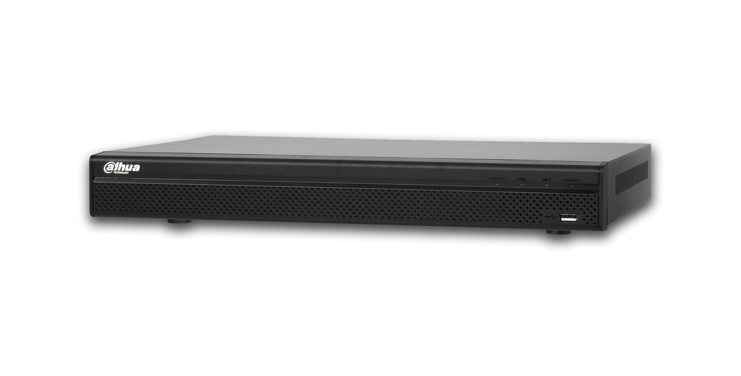 经济型2盘位 H.265 NVR