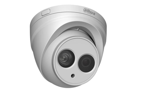 高清(200万)定焦单灯海螺网络摄像机