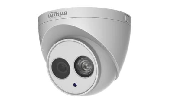 HDCVI同轴高清400W像素宽动态E型50米红外海螺型摄像机