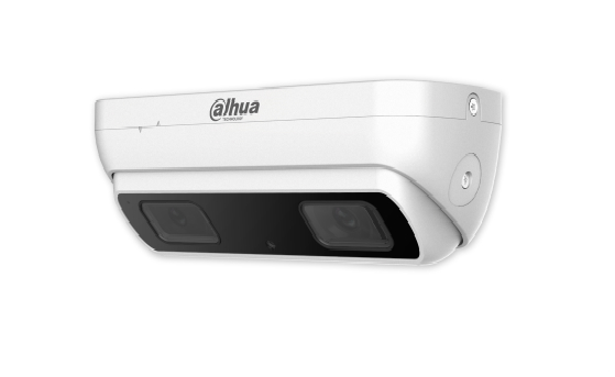 高清(300万像素)顶装双目定位网络摄像机