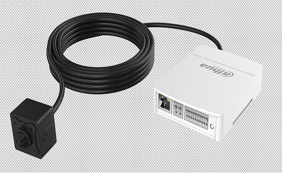 高清(200万像素)宽动态针孔网络摄像机