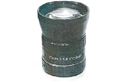 800万像素1英寸70mm镜头