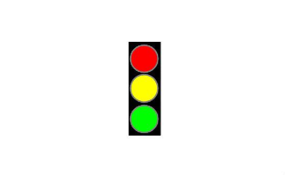 机动车满屏信号灯