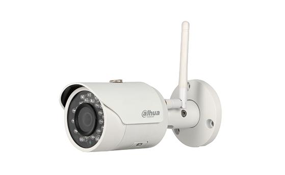 高清(300万)S型带WIFI定焦红外枪型网络摄像机