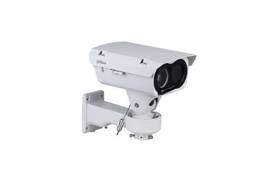中文大华观测型热成像双目枪型摄像机