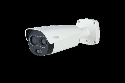 热成像人体测温双目中枪摄像机