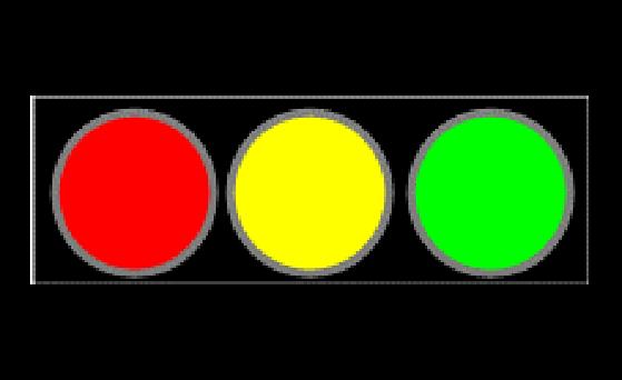 403机动车满屏信号灯横装(铸铝壳)