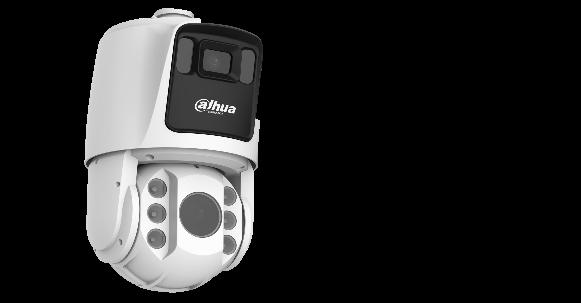 SD7C1中文大华双400万高清网络球型摄像机