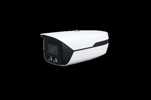 400万双光人脸警戒定焦枪型网络摄像机
